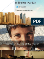 Education in the MENA region