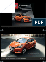 Nissan Micra Uk All New