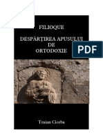 Filioque - a Apusului de Ortodoxie