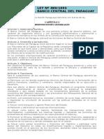 Ley Nº 489-1995 - Orgánica del Banco Central del Paraguay.docx