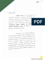 Presentacion Del Intendente Galli Ante La Justicia