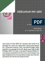Penanganan Hiv Aids Dalam Pelayanan Kebidanan