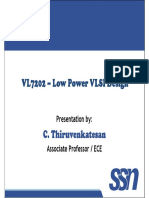 VL7202 Introduction