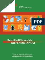 1021^DIFFERENZIAMOCI - libretto raccolta differenziata