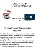 Psychiatry and Reproductive Medicine-2