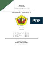 Makalah SWOT Analysis.doc