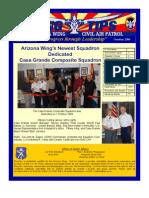 Arizona Wing - Oct 2009