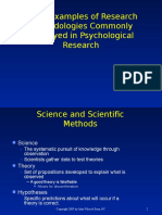 Psychology Research Methods 3-1-15
