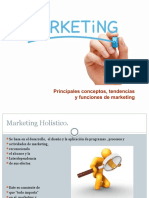 Tendenciasa y Funciones Del Marketing