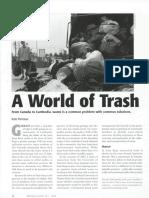 A World of Trash