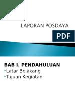 Format Laporan Posdaya 2016