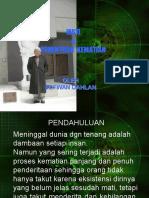 Mati Definisi & Penentuan Kematian Sowfan Dahlan