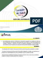 Comisión de Salud FAMES/ USB - SL. Guía del estudiante