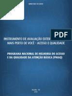 Manual Das Questões Avaliação Externa