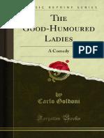 The Good-Humoured Ladies 1000362711