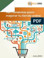 Herramientas Mejorar Tienda Online Brainsins