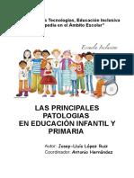 Las Principales Patologias en Educación Infantil y Primaria-1