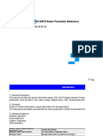ZXUR 9000 UMTS (V4.14.10.14) Radio Network Controller Radio Parameter Reference.xlsx