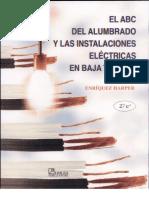 elabcdelalumbradoyistalacioneselectricasenbajatension-160311142449