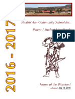 6  student parent handbook 2016-2017 lp