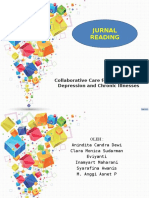 Collaborative Care for Patients With Depression and Chronic
