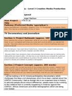 l3 unit 8 proposal media p2