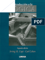 COPI, IRVING & COHEN, CARL - Introducción a la lógica.pdf