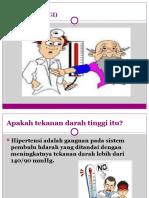 HIPERTENSI prolanis PPT