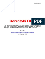 Carrotsk i Club
