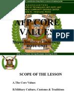 Method of Instruction 2017 MAPUA ROTC