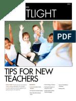 Tips for new teacher