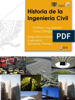 Historia Ingenieria Civil