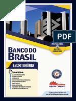 Banco Do Brasil Bb Escriturario 2015 7898620620837
