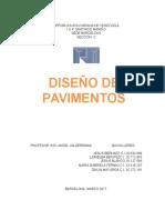 Proceso Constructivo de Los Pavimentos