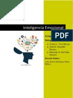 Inteligencia Emocional Investigacion