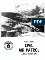 Alaska Wing - Annual Report (1975)