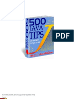 500.Java.Tips