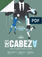 DeCabeza (2016) N8. La Derecha y El Fútbol