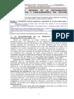 Tema 6-EL RÉGIMEN DE LA RESTAURACION