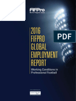 FIFPro (2016) 1st FIFPro Global Employment Report