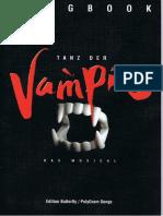 15161393 Tanz Der Vampire Songbook