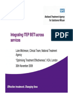 BTEI Integrating ITEP BETI Across