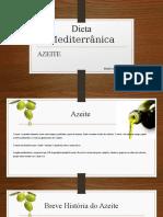 Dieta Mediterrânica - Matilde Antunes