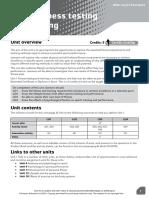 SampleUnit1-Level2BTECFirstSportTeachingResourcePack(2010)