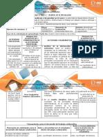 Guía de Actividades y Rúbrica de Evaluación - Paso 1 – Análisis de La Información