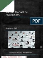 Análise Manual de Ataques RAT-C&C