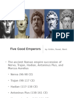 five good emperor  for presentation
