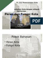 PB. 4 Peran Dan Fungsi Kota