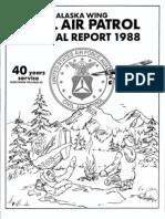 Alaska Wing - Annual Report (1988)