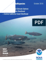 2016 Final Coastal Multispecies Recovery Plan